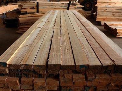 辐射松建筑木条